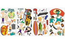 Phineas and Ferb Boy's Room / by Jennifer Rice
