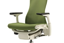 Embody / Product Story   What do we do every day? We sit. We sit in the office and at home. Staring at our computer screens moving nothing but our fingers. We get stiff and tired. Because sitting is bad for you. Embody is good for you. An agile chair that keeps your body and brain limber all day. Designed specifically for people who work for hours at computers, Embody is the first work chair that benefits both mind and body.
