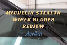 Michelin Stealth Wiper Blades Review