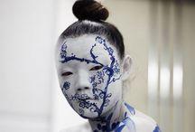 Echo Morgan / Artiste peintre body Art