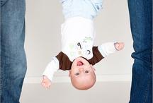 Babyfotografie / Wunderschöne Motivvorlagen, Motivideen und Gestaltungsideen für Erinnerungs-Fotos mit Babys.