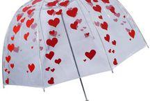 Paraguas y parasoles