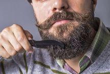 Bartpflege / Hier findest du hilfreiche Tipps rund um das eigentlich beste Stück des Mannes: Seinen Bart.