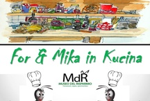 FOR & MIKA IN THE KITCHEN