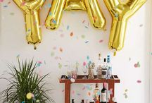 Best Graduation Party Ideas and Recipes / From graduating party checklists, themes, decor, recipes, and gifts...
