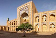 Voyage en Ouzbékistan / Découvrez les différents paysages qui composent ce magnifique pays, l'Ouzbékistan.