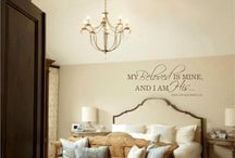 Master bedroom makeover / by Dawn Minch