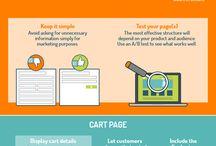 Skywire | Infographics / Infographics we love regarding SEO, social media, e-commerce, digital marketing and more!