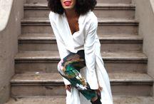 Fashionista! / Stylistic Approval