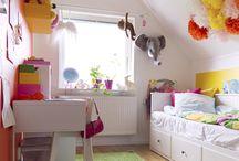 Nursery/Kid's Room / by Hurricane Dee