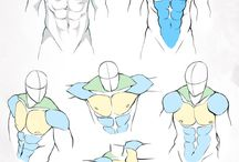 Anime Male Anatomy