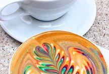ARTE CAFÉ / Todo sobre café, cómo servirlo, ingredientes, los accesorios, platos, pocillos etc...