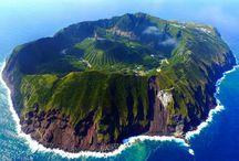 Unexplored region of Japan