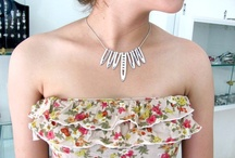 Necklaces / Dây chuyền / Online shopping for Necklaces from a great selection of Jewelry; & more at very low prices from Vietnam. / by Trang sức nữ chichi.com.vn