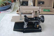I love sewing machines