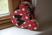 Micky and Minnie Mouse / by Julitta Dalfonso