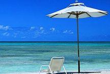 Sun Beach Ocean / Ultimate Summer Vibes - fashion, accessories, beaches.....