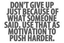 Inspiration / Words of Inspiration