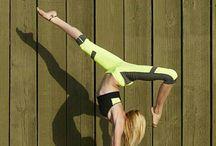 yoga / Es muy relajante y muy bueno para el estrés