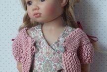Doll inspiration for V