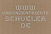 UNKONZENTRIERTE-SCHÜLER.DE
