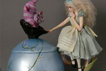 Dolls / Porcelain and themed