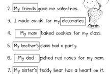 Grammar / by Becky Pallone
