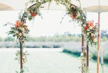 Wedding gates / Svatební brány