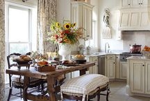 Kitchen Seating-Table Ideas