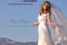 Utah Wedding Gowns & Fashions / You want to look the best in your wedding gown on your wedding day! These professionals are ready to help make your wedding gown dreams a reality. - http://www.saltlakebride.com/bridal-gowns-formal-attire.htm