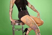 Tattoos and Tattooist