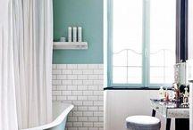 Home Decor: Bathroom / by Sarah