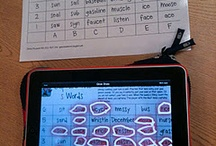 Classroom Technology / Using iPads, iPods, and Interactive whiteboards in the classroom / by Kim MacNaughton Lawrence