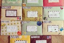 Letters/DIYs