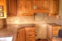 Backsplash / Kitchen