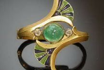 Art Nouveau - Anything especially Jewelry