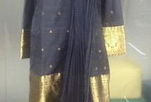 Repurposing sarees