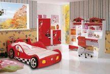 Meble dziecięce / Zbiór  niezwykłych mebli dedykowanych dla dzieci.Finezyjne i wyjątkowo kolorowe wpasują się do dziecięcych pokoi .
