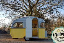 Clara Vintage Caravan FOR SALE