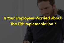 Is your employees worried about ERP implementation?