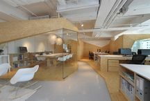 Office Spaces / Inspirational offices from around the world