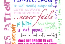 Valentine Prints / by Pamela's Heavenly Treats