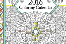 Coloring Adult Books