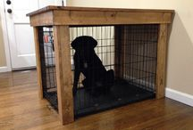 Собачий ящик мебель