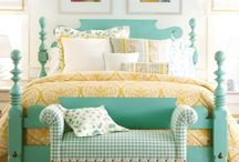 Bedroom Design Ideas / by stacie fourroux