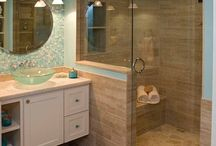 Bath space for parents