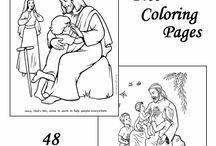 Raamattua lapsille