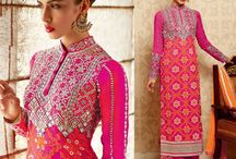 Palazzo Suits / YourDesignerWear has a large variety of Palazzo Suits/Kameez. You can buy Latest Designer Palazzo Suits Online  / by YourDesignerWear.com