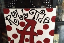BAMA BABY BAMA    RTR / by Jane Walker