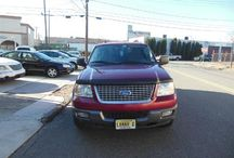Used 2006 Ford Expedition EL for Sale ($6,500) at Paterson, NJ / Make:  Ford, Model:  Expedition EL, Year:  2006, Body Style:  Tractor, Exterior Color: Red, Interior Color: Gray, Vehicle Condition: Excellent, Mileage:187,000 mi,  Engine: 8Cylinder V8, 5.4L; SOHC, Transmission: 4 Speed Automatic, Fuel: Gasoline Hybrid, Front Split Bench Seat ,Rear Suspension.   Contact: 973-925-5626   Car Id (56688)